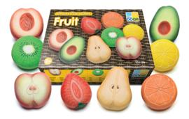 Fruit | Zintuiglijke Speel Stenen | Yellow Door | 8 dlg.