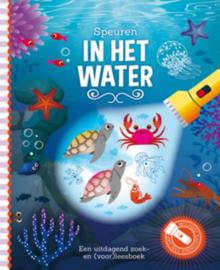 Speuren in het water | Zaklamp boek
