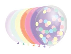Ballonnen Pastel | 10 stuks