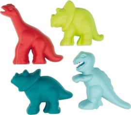 Zandvormen Dinosaurussen |  4 dlg.