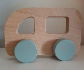 Houten Auto Busje| Playing Kids