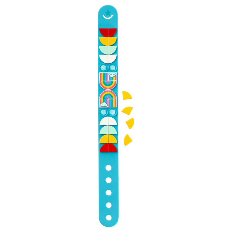 LEGO DOTS Regenboog Armband
