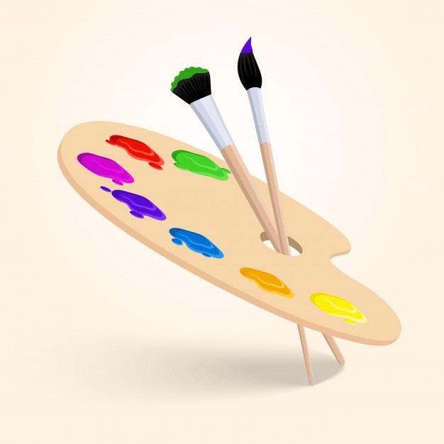 Thema kinderkunst / De kunstenaar