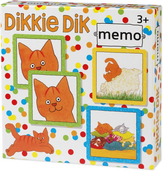 Dikkie Dik Memory