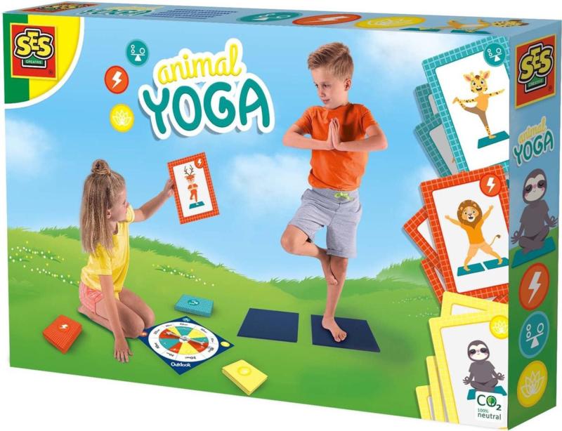 Dieren Yoga   SES   27 dlg.
