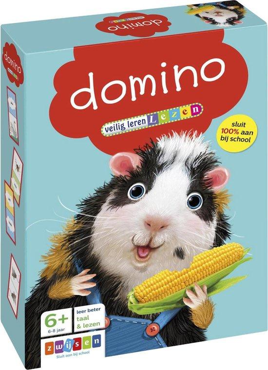 Domino Veilig leren lezen    Zwijsen
