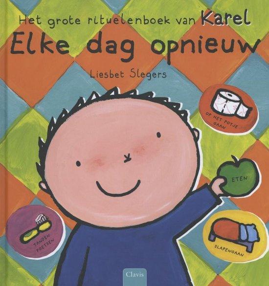 Karel rituelenboek. Elke dag opnieuw