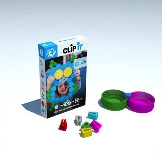 Clip-it Uil, Bloem of Vlinder 50 clips