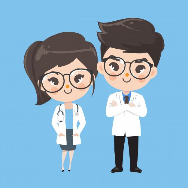 Thema uche kuche / De dokter