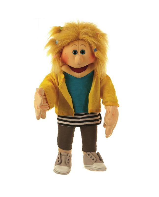 Living Puppets - Vertelpop Mirka, 65cm!!!