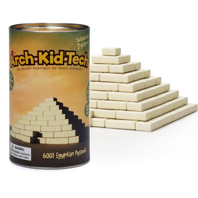 Arch-Kid-Tech | Egyptian Pyramid