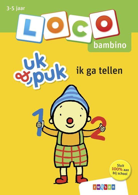 Loco Bambino Uk & Puk | Ik ga tellen