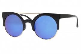 Black & Kek Cool Blue