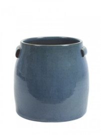 Pot Tabor L Blue - Serax