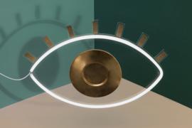 Eye Oculus Neon Wall Light - Doiy