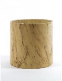 XL cement pot houtlook - Serax