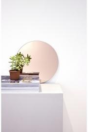 Disc-spiegel roze - ComingB