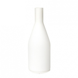 Bottle lamp white - ComingB