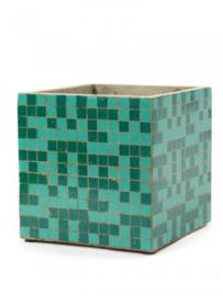 Pot Marie Mozaic (groen) - Serax