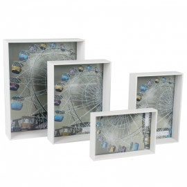 White Photo frames (4) - ComingB