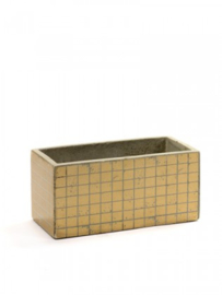 Pot Marie Mozaic Gold - Serax
