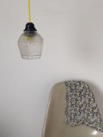 Oud hanglampje met nieuw snoertje