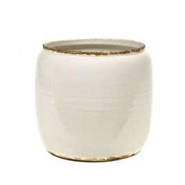 Pot Costa White (L) - SERAX