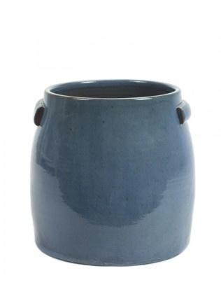 Pot Tabor L Blue - Serax