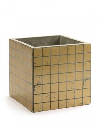 Pot Marie Mozaic Gold (L) - Serax