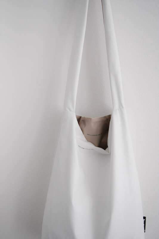 Feel Good Bag - Off White - Tinne+Mia