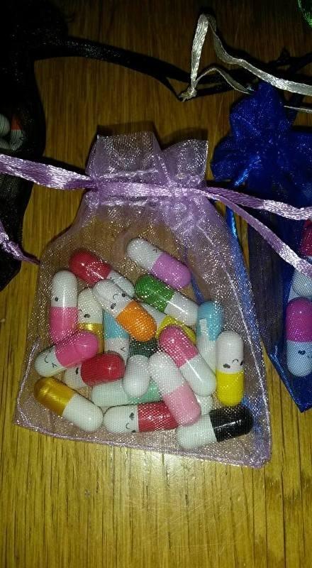 wens / liefdes pillen pilletjes 20 pillen voor €1