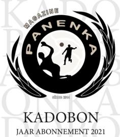 Kadobon 2021
