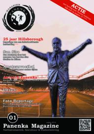 Panenka Magazine 1