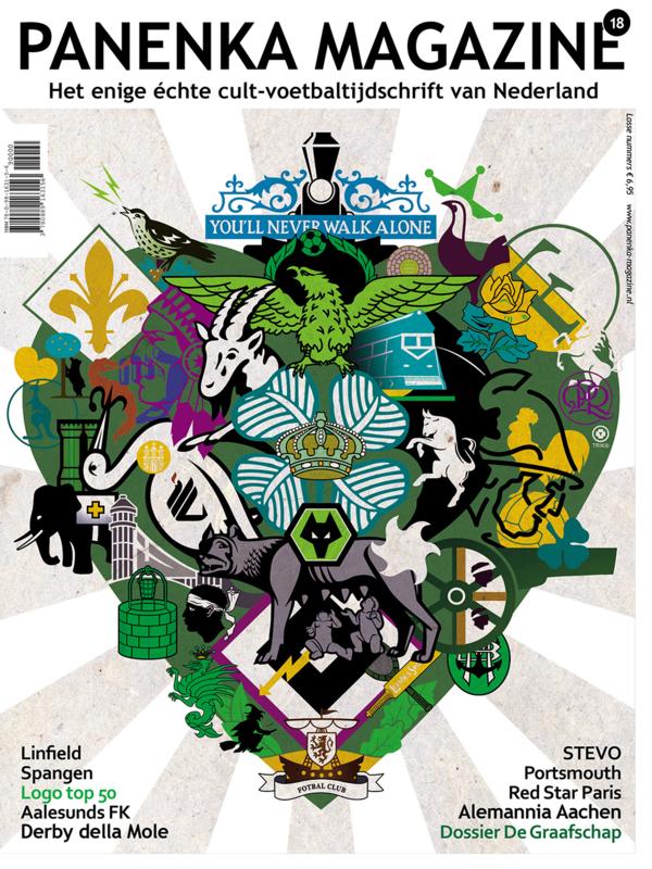 Panenka Magazine 18