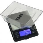 W04 Scala digitale Fakt, bilanciare 500-0,1 grammi con il vassoio
