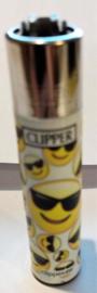 emoticon, zonnebril, CLIPPER® aansteker