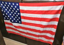 Bandiera americana 77 x 105 cm