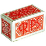 Rips Red Regular On Roll, 7 m sigaretten papier