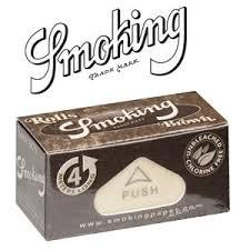 Smoking Bruin On Roll Sigaretten-papier , 4 meter