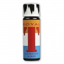 Royal T, Liquid LSD 15ml