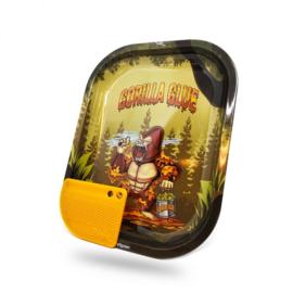 Roltrays Gorilla Glue 14 × 18 × 1,5 cm + GrinderCard