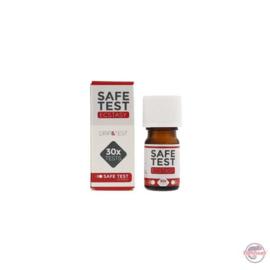 Safe Test - X, 30 testen/ XTC test