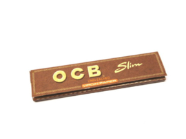 OCB Vloei Bruin sigarettenpapier