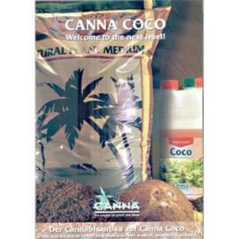 Canna Coco DVD, Cannabistelt op coco