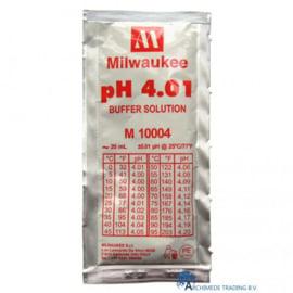 MILWAUKEE M10004B PH 4.01 IJKVLOEISTOF 20 ML