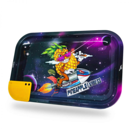 Roltrays Pineapple Express 14× 18 + GrinderCard