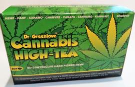Doos Cannabis High Tea
