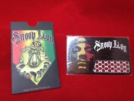 cr 17 tarjeta de crédito molinillo de Snoop Lion