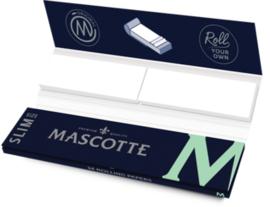 Mascotte Sigaretten-papier COMBI PACK, 34 Blaadjes + tips