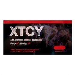 XTCY 6pcs Herbal XTC Pillen